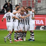2:0 für St. Pauli! HSV kann nicht überzeugen (Foto)