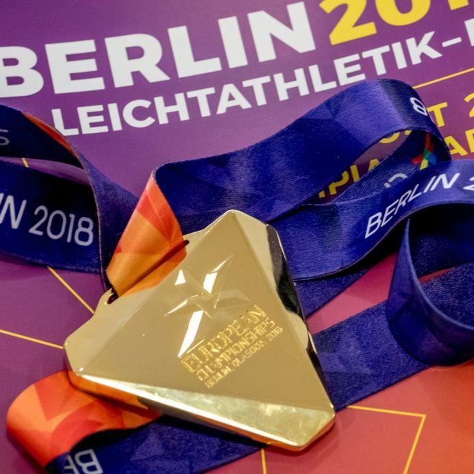 Deutsche Frauen-Staffel holt Bronze - EM-Gold für Hindernisläuferin Krause (Foto)