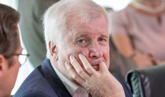 Der Streit in der Union hat vor allem der Beliebtheit von Horst Seehofer geschadet. (Foto)