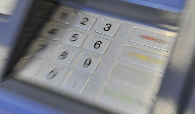Extra-Gebühr am Geldautomaten