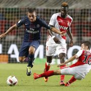 Paris Saint-Germain schießt AS Monaco mit 4:0 vom Platz! (Foto)