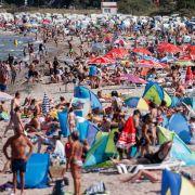 Fast 40 Grad! Deutschland droht nächste Hitzewelle (Foto)