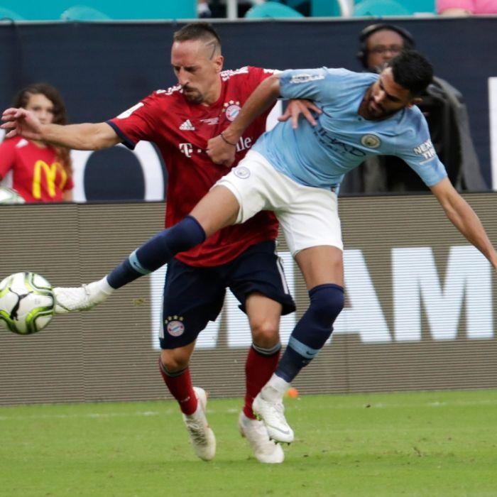 Bayern München schlägt Manchester United 1:0 (Foto)