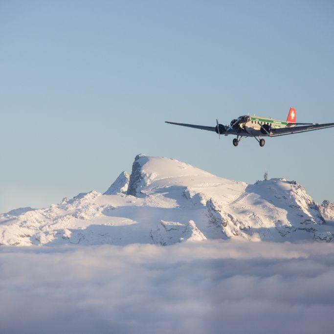 Flugzeugabsturz in der Schweiz - alle 20 Insassen tot! (Foto)