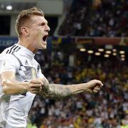 """Real-Madrid-Star ist zum 1. Mal """"Fußballer des Jahres"""" (Foto)"""