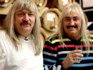 Manfred und Werner Wurst privat