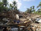 Bei einem Erdbeben vor Lombok sind mindestens 90 Menschen ums Leben gekommen. (Foto)