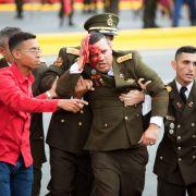 Maduro macht Oppositionellen für mutmaßlichen Anschlag verantwortlich (Foto)