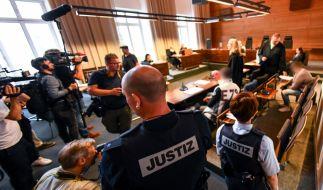 Im Fall des schwer missbrauchten und an andere Männer verkauften Jungen aus Staufen standen die Mutter des Kindes und ihr Lebensgefährte vor Gericht. (Foto)