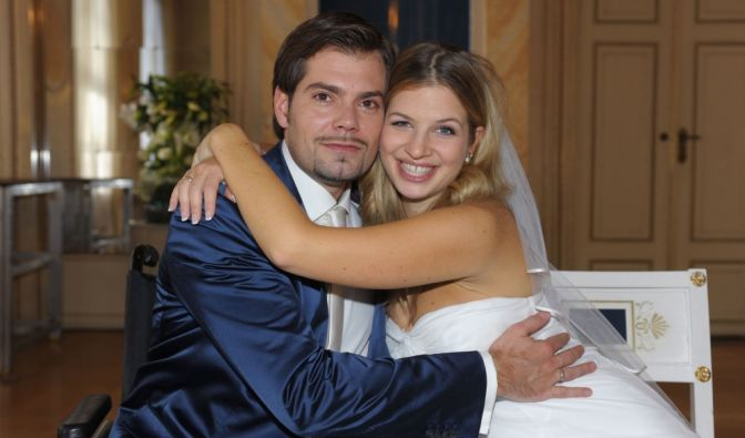 Verena Koch und Leon Moreno gaben sich am 22. Februar 2010 das Ja-Wort.