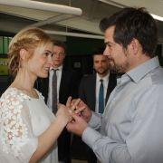 Schwerenöter Leon Moreno heiratete im Jahr 2015 bereits zum dritten Mal. Seine Auserwählte diesmal: Sophie Lindh.