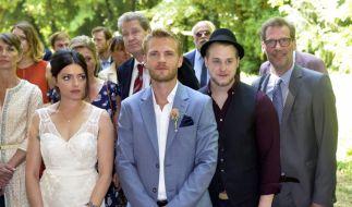 Schlechte Stimmung: Muss Emily (Anne Menden) ohne ihre Brüder vor den Altar treten? (Foto)