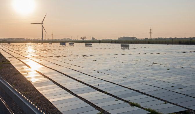 Die Solaranlagen in Deutschland produzieren so viel Strom wie noch nie. (Foto)