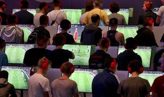Die Gamescom öffnet auch 2018 ihre Tore für Tausende Gamingfans. (Foto)