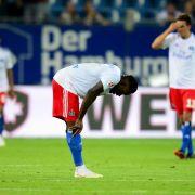Das hatte sich HSV anders vorgestellt: 0:2 gegen Pauli (Foto)