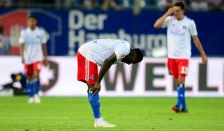 Heimspiel Hamburger SV: Die aktuellen Spielergebnisse der 2. Fußball-Bundesliga bei news.de. (Foto)