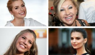 Welche Promi-Dame hat den heißesten Bikini-Look: Lena Gercke, Carmen Geiss, Victoria Swarovski oder Emily Ratajkowski? (Foto)