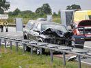 Horror-Unfall auf A20 bei Rostock