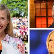 Show-Unfall: TV-Moderator verletzt // Michelle oben ohne // Andrea Kiewel: Chaos im ZDF-Fernsehgarten (Foto)