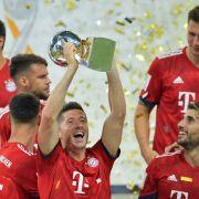 Lewandowski schießt Bayern zum siebten Supercup-Triumph (Foto)