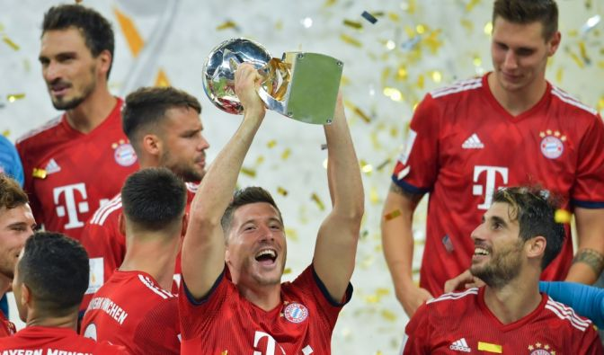 Supercup 2018 Ergebnis