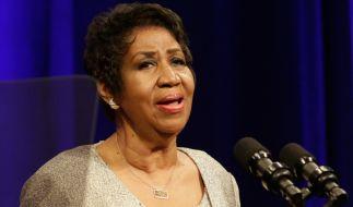 Um die Gesundheit von Soul-Legende Aretha Franklin (76) soll es sehr schlecht bestellt sein. (Foto)