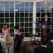 Schon wieder! HIER lässt sie Donald Trump eiskalt abblitzen (Foto)
