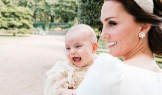 Nach der Geburt ihres dritten Kindes Prinz Louis gönnt sich Kate Middleton eine Babypause. (Foto)