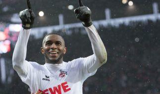 Anthony Modeste will zum BVB. (Foto)