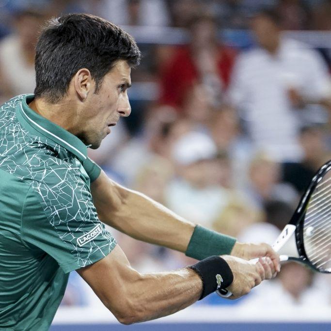 Djokovic schlägt Federer im Finale von Cincinnati (Foto)