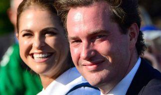 Prinzessin Madeleine und ihr Ehemann Chris O'Neill werden in die USA umziehen - ist das eine Flucht vor dem Druck der schwedischen Krone? (Foto)