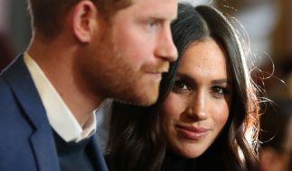 Meghan Markle war schon seit ihrer Kindheit fasziniert von den Royals. (Foto)