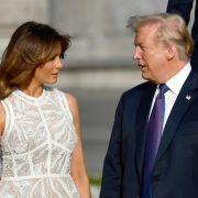 Melania Trump hat angeblich einen Scheidungstermin (Foto)