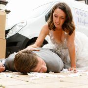 Drama bei AWZ! Endet die Hochzeit in einer Tragödie? (Foto)