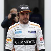 Schluss mit Formel 1! Alonso verabschiedet sich nach dieser Saison (Foto)