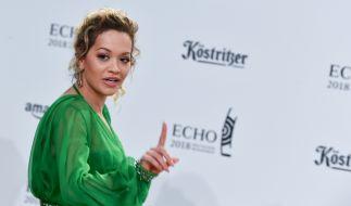 Rita Ora versetzt ihre Fans in ungläubiges Staunen. (Foto)