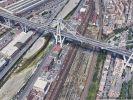 Bilder Brückeneinsturz Italien