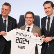 Lahm wird OK-Chef, wenn Deutschland die EM bekommt (Foto)