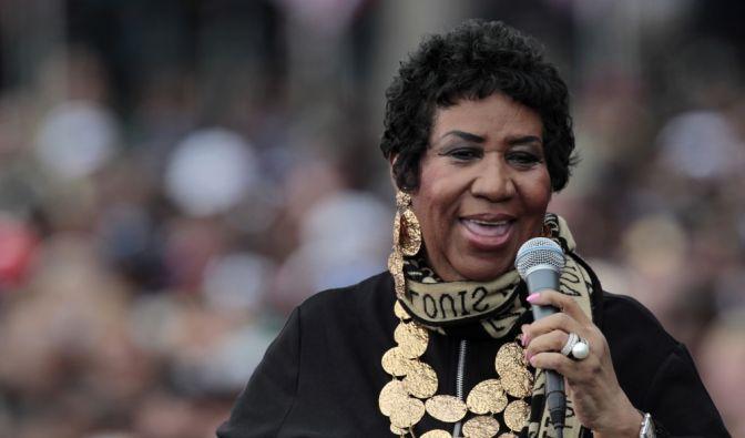 Aretha Franklin tot