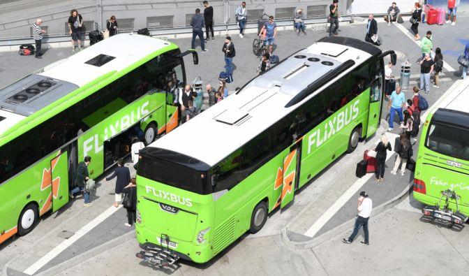 Flixbus verunglückt