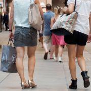 Heute Sonntagsverkauf! Hier laden die Geschäfte zum Shoppen (Foto)