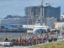 Die Strecke des Euroeyes-Cyclassics-Radrennen 2018 führt direkt durch Hamburg. (Foto)