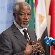 Ex-UN-Generalsekretär stirbt mit 80 Jahren nach kurzer Krankheit (Foto)