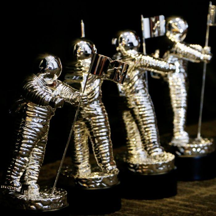 DIESE Künstler konnten einen VMA-Moonman ergattern (Foto)