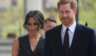 Planen Meghan Markle und Prinz Harry eine Adoption? (Foto)