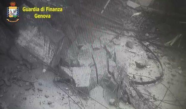 Katastrophe am Polcevera-Viadukt