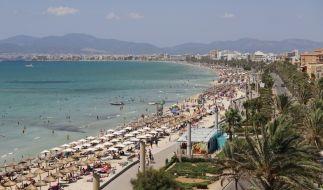 Die Todesfälle auf Mallorca häufen sich: Ein junger Deutscher ist bei einem Fenstersturz ums Leben gekommen. (Foto)
