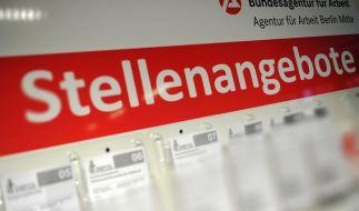 Laut der Bundesagentur für Arbeit sind Flüchtlinge im deutschen Arbeitsmarkt gut integriert. (Foto)