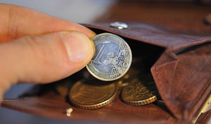 Inflation und Mini-Zinsen