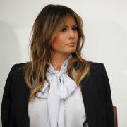 Sie flieht! First Lady plant Solo-Trip nach Afrika (Foto)